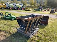Sawdust Thrower For Sale Mensch M1150
