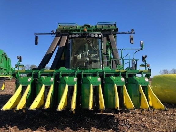 2015 John Deere CP690 Cotton Picker For Sale