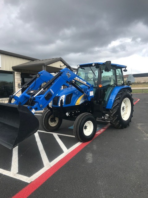 2012 New Holland T5070 Tractor For Sale