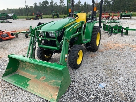 2020 John Deere 3025E Tractor - Compact Utility For Sale