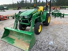 Tractor - Compact Utility For Sale:  2020 John Deere 3025E
