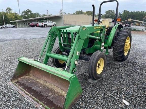 2001 John Deere 5210 Tractor - Utility For Sale