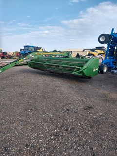 Windrower-Pull Type For Sale John Deere 1600A