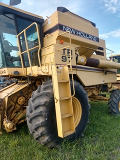 Combine For Sale 1994 New Holland TR97