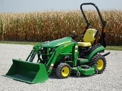 Tractor - Compact Utility For Sale 2020 John Deere 1025R , 25 HP