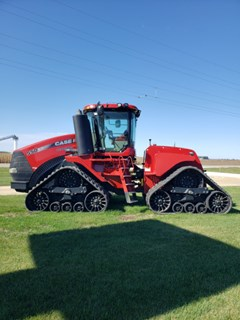 Tractor For Sale 2013 Case IH 550 , 550 HP
