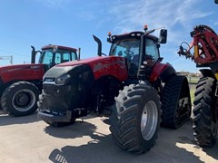 Tractor For Sale 2019 Case IH MAGNUM 340 ROWTRAC
