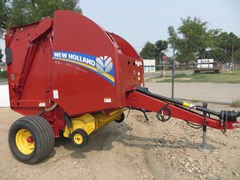 Baler-Round For Sale 2013 New Holland RB450 Utility