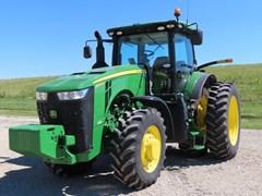 Tractor - Row Crop For Sale 2016 John Deere 8245R , 245 HP