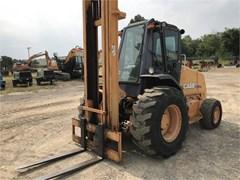 Lift Truck/Fork Lift-Rough Terrain For Sale 2007 Case 588G , 80 HP