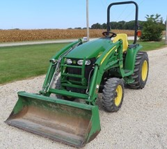 Tractor - Compact Utility For Sale 2010 John Deere 3720 , 43 HP