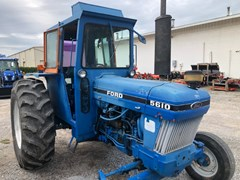 Tractor For Sale 1986 Ford 5610