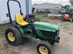 Tractor For Sale 2001 John Deere 4100 , 20 HP