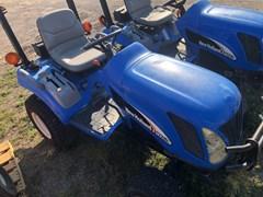 Tractor For Sale 2005 New Holland TZ22DA , 22 HP