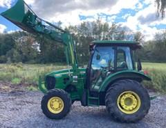 Tractor For Sale 2010 John Deere 5065M , 65 HP