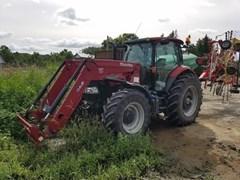 Tractor - Utility For Sale:  2015 Case IH MAXXUM 150 , 150 HP