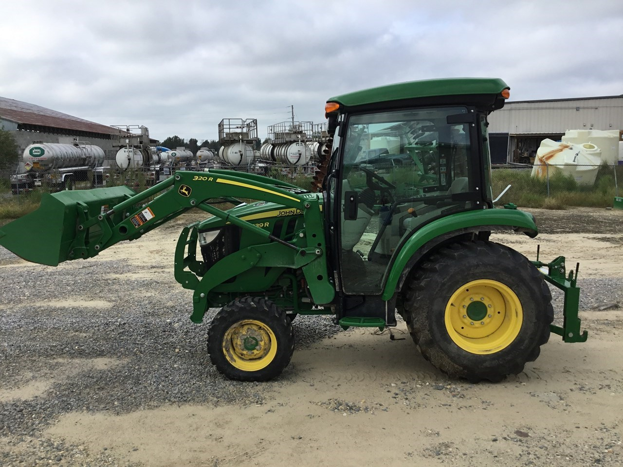 2019 John Deere 3039R Tractor - Compact Utility For Sale
