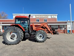 Tractor For Sale 1999 Case IH MX 120 MFD