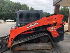 Skid Steer-Track For Sale 2017 Kubota SVL95-2SHFC