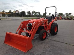 Tractor For Sale 2017 Kubota L3301HST , 33 HP