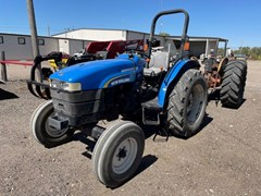 Tractor For Sale 2010 New Holland WORKMASTER 55