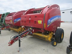 Baler-Round For Sale 2017 New Holland RB560