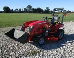 Tractor - Compact Utility For Sale 2019 Massey Ferguson GC1725M , 25 HP
