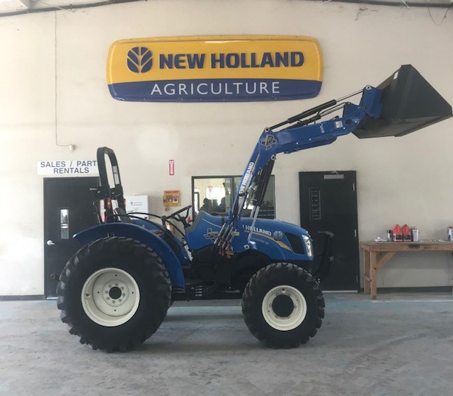 2017 New Holland WORKMASTER 50 Tractor - Utility For Sale