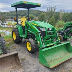 Tractor - Compact Utility For Sale:  2018 John Deere 3039R , 39 HP