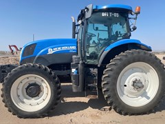 Tractor For Sale 2012 New Holland T7.200