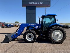 Tractor For Sale 2015 New Holland T6.175