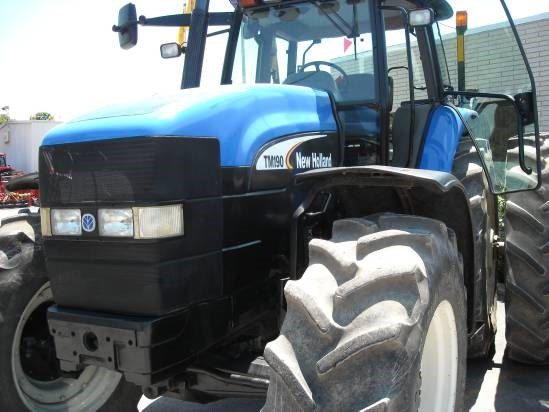 2004 New Holland TM190 Tractor For Sale