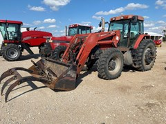 Tractor For Sale 2001 Case IH MX150 , 144 HP