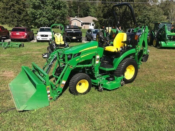 2019 John Deere 2025R Tractor - Compact Utility For Sale