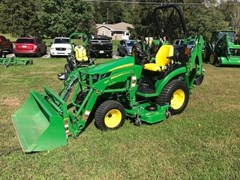 Tractor - Compact Utility For Sale 2019 John Deere 2025R , 25 HP