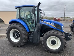 Tractor For Sale 2021 New Holland POWERSTAR 120 , 100 HP