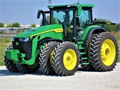 Tractor - Row Crop For Sale 2020 John Deere 8R 410 , 410 HP