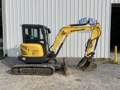 Excavator-Mini For Sale 2019 New Holland E37C , 24.39999961853 HP