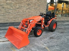 Tractor For Sale 2017 Kubota B2601HSD