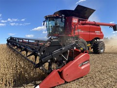 Combine For Sale 2022 Case IH 7250