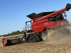 Combine For Sale 2021 Case IH 8250T