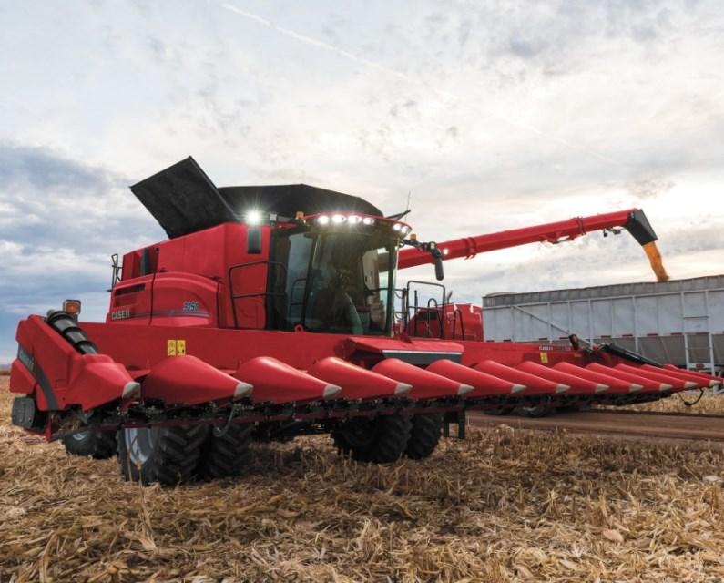 2021 Case IH 4412F Header-Corn For Sale
