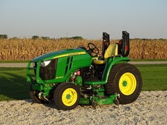 Tractor - Compact Utility For Sale 2016 John Deere 3046R , 46 HP