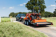 Utility Trailer For Sale 2022 Orange Line TH10-20