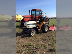 Tractor For Sale 1997 Cub Cadet 7232 , 23 HP