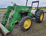 Tractor - Utility For Sale: 1988 John Deere 2155, 55 HP