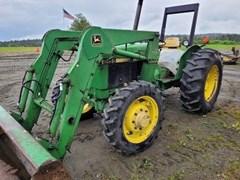 Tractor - Utility For Sale:  1988 John Deere 2155 , 55 HP