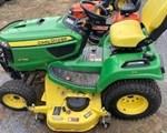 Riding Mower For Sale: 2018 John Deere X758, 24 HP