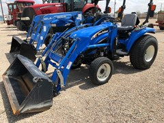 Tractor For Sale 2007 New Holland TC34  , 34 HP
