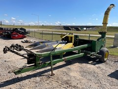 Forage Harvester-Pull Type For Sale 1988 John Deere 3970